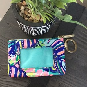 Lilly Pulitzer Card Holder
